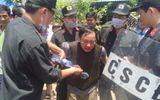Trưởng phòng Tư pháp huyện bị đâm gục: Giám định tâm thần nghi phạm