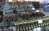 Cảnh sát châu Âu thu giữ lô vũ khí khổng lồ sắp rơi vào tay khủng bố