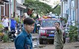 Nổ tại xưởng sản xuất bóng đèn ở TP HCM, 4 người bị thương