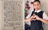 Chuyện làng sao - Vợ MC Quyền Linh hạnh phúc chia sẻ bài văn xúc động của con gái lớn