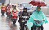 Tin trong nước - Dự báo thời tiết ngày 26/3: Miền Bắc cuối tuần mưa rào, rét đậm