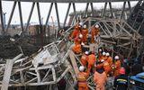 Tin thế giới - Nền nhà máy nhiệt điện Trung Quốc bất ngờ đổ sập, 11 người thương vong
