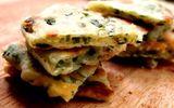 Ăn - Chơi - Bánh tráng hành chiên giòn – Món ăn giản dị mà ngon miệng