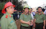 Tin trong nước - Thứ trưởng Bộ Công an kiểm tra hiện trường vụ cháy ở Cần Thơ