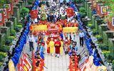 Tin trong nước - Không bắn pháo hoa tầm cao tại Lễ giỗ Tổ Hùng Vương