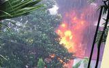 Tin trong nước - Nổ trạm biến áp ở  TP. Hồ Chí Minh, người đi đường bỏng nặng