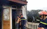 An ninh - Hình sự - Khống chế thanh niên nghi ngáo đá phóng hỏa đốt nhà, đòi nhảy lầu tự tử