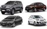 Đại gia Việt mua 26.872 xe ô tô trong tháng 3