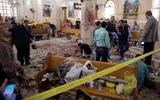 Ai Cập xác định danh tính nghi phạm vụ đánh bom nhà thờ khiến nhiều người chết