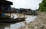 Phận đời chài lưới: Dùng nước ăn từ con sông ô nhiễm