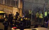 Tấn công bằng axít mạnh chấn động London
