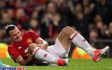 Bóng đá - Ibrahimovic chấn thương cực nặng, Mourinho 'đau đầu'