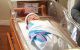 Trong 20 năm qua, đây là em bé sinh vào giờ đẹp nhất thế giới