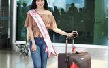 Giải trí - Hoa khôi Tài năng Lương Thái Trân trở về Hàn Quốc dự thi Hoa hậu Siêu tài năng Thế giới 2017