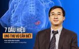Sức khoẻ - Làm đẹp - Cảnh báo của Giám đốc BV K trung ương: Khi có dấu hiệu sau, 80% là đã mắc ung thư vú