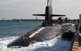Triều Tiên đe dọa đánh chìm tàu ngầm hạt nhân USS Michigan của Mỹ