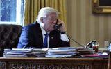 Tổng thống Mỹ Donald Trump điện đàm với Tổng thống Nga Vladimir Putin về Syria