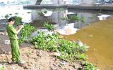 Phát hiện thi thể người đàn ông nổi trên sông Sài Gòn
