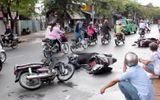 Đặc nhiệm nổ súng khống chế tên cướp giữa trung tâm Sài Gòn