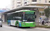Hà Nội thí điểm cho buýt thường chạy chung làn buýt nhanh BRT trong 6 tháng