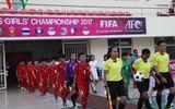 U15 Nữ Việt Nam thua Thái Lan ở giải Đông Nam Á 2017