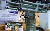 Trung Quốc triển khai trái phép bệ phóng rocket chống đặc công nước tại Trường Sa