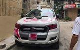 Tin tức mới nhất vụ xe Ford Range bị vẽ sơn chằng chịt ở Hà Nội