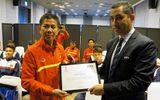 Thể thao - FIFA trao bảng danh vị, tiếp lửa cho U20 Việt Nam trước thềm World Cup