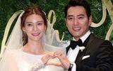 Chuyện làng sao - Joo Sang Wook và Cha Ye Ryun rạng rỡ hạnh phúc trong ngày cưới