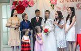 Tin tức giải trí - Hiền Thục dự lễ cưới tại ngôi nhà dành cho những trẻ em bị xâm hại