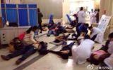 Tấn công bằng dao ở Trung Quốc, 20 người thương vong