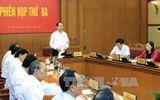 Đề xuất với Bộ Chính trị tiếp tục duy trì Ban Chỉ đạo Cải cách tư pháp Trung ương
