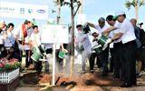 Quỹ 1 triệu cây xanh cho Việt Nam và Vinamilk trồng hơn 110.000 cây xanh tại Bà Rịa Vũng Tàu