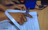 Việt Nam chế tạo nhẫn đọc giúp người khiếm thị