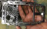 Xuất hiện hình ảnh thực tế bộ khung kim loại dành cho iPhone 8