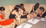 Bắt bảo vệ quán nhậu môi giới mại dâm giá 1,5 triệu đồng/ lần