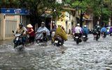 """Dự báo thời tiết 17/6: Cuối tuần Bắc Bộ """"chìm"""" trong mưa lớn, Hà Nội đề phòng ngập úng"""
