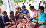 Hà Nội mở điểm hỗ trợ chăn nuôi, thịt lợn đồng giá 39.000/kg
