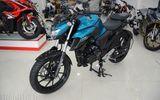 Thế giới Xe - Yamaha FZ25 250 phân khối về Việt Nam giá hơn 60 triệu đồng
