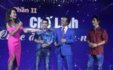 """Tin tức giải trí - Chế Linh """"phiêu"""" cùng 2 con trai trên sân khấu, kể chuyện tình kỳ lạ với vợ"""