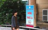 """Bệnh viện Đại học Y Hà Nội:""""Nói không với thuốc lá trong khuôn viên bệnh viện"""""""