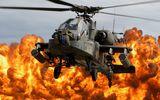 Tin thế giới - Sức mạnh quân sự: Mỹ thử nghiệm thành công vũ khí laser từ siêu trực thăng Apache