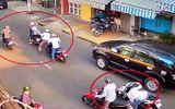 Bắt 2 nghi can chuyên dàn cảnh đánh người đi đường gây ra 25 vụ cướp táo tợn