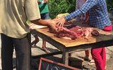 Thị trường - 100 nghìn đồng mua được 4kg thịt heo