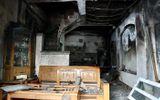 Hiện trường vụ hỏa hoạn ở Hà Nội khiến 4 người trong gia đình thiệt mạng