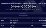Kết quả xổ số điện toán Vietlott ngày 14/7: Giải Jackpot 89.529.309.000 đồng vẫn không có chủ