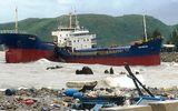 Bão số 2 đánh chìm, gây hư hỏng 47 tàu, thuyền ở Quảng Bình