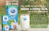 Lý do gì để bạn chọn Sữa Cô Gái Hà Lan Active 20+ cho cả nhà