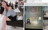 """Hộ chiếu bị vẽ bậy, cô gái Việt """"dở khóc dở cười"""" vì mắc kẹt ở sân bay"""