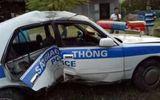 2 CSGT gặp nạn khi truy đuổi tội phạm: Xác định danh tính nghi can